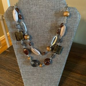 Sable necklace